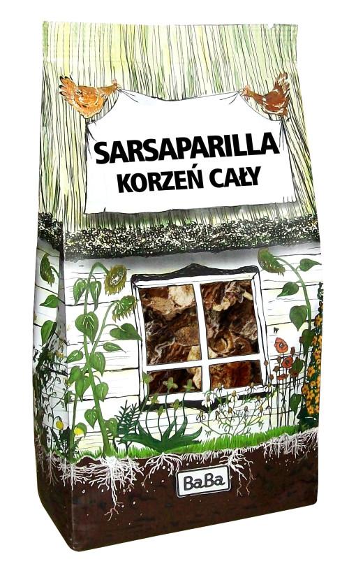 SARSAPARILLA_korzen-caly
