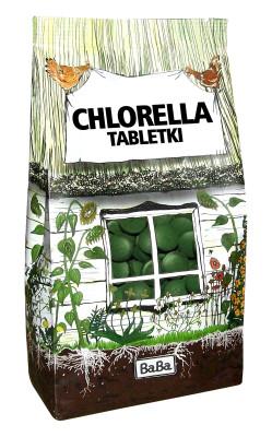 CHLORELLA_tabletki