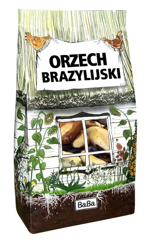 ORZECH-BRAZYLIJSKI